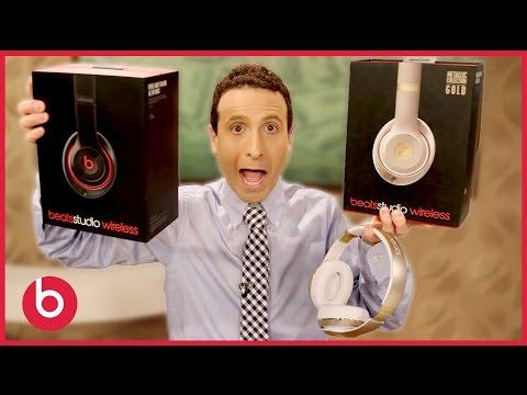 Beats Studio Wireless Headphones ♫ Black Friday Deals 2016