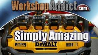 DEWALT 1800 Watt Portable Power Station Testing - DCB1800