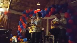 [Offline Guitar - Du Ca Nhạc Vàng] Đôi Bóng (Lê Minh Bằng) - Hứa Lệ Hương