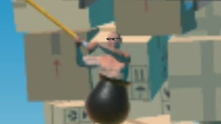Getting over it funny moments #snowmap #fortnite #gtav #pewdiepie