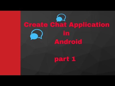How to create chat application in android part1 shoutcafe how to create chat application in android part1 shoutcafe ccuart Gallery