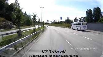 VT3 Hämeenväylä - Länsisatama