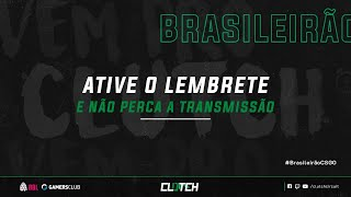CLUTCH - Rodada 2 | Detona vs. Alma / Isurus vs. RED Canids #BrasileirãoCSGO