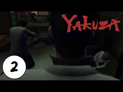Yakuza - Part 2: Donejima (Cut) |