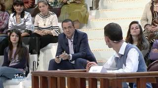 Repeat youtube video E diela shqiptare - Shihemi ne gjyq (13 prill 2014)