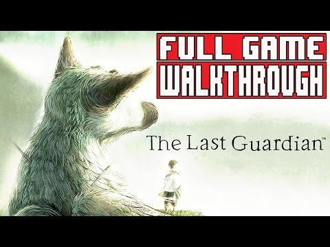 THE LAST GUARDIAN Gameplay Walkthrough Part 1 FULL GAME (PS4 Pro 1080p) - No Commentary