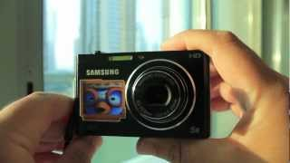 samsung Smart Camera dv300f Review