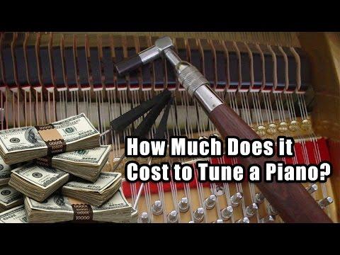 Piano Repair Cost