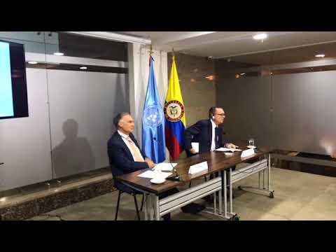 Rueda de Prensa Jeffrey Feltman, Secretario General Adjunto de la ONU para Asuntos Políticos.