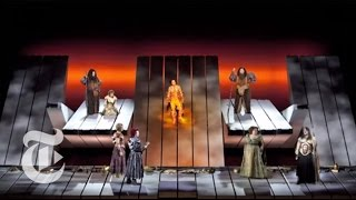 Video: 'Das Rheingold' at the Met | The New York Times