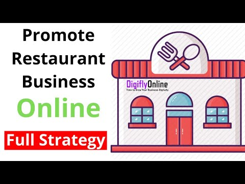 How to Promote Restaurant Business With Digital Marketing? Full Strategy