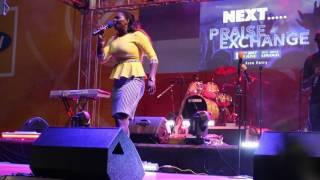 Oli Katonda live performance -  Justine Nabbosa