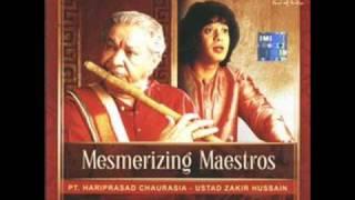 Tabla & Flute - Hariprasad Chaurasia & Ustad Zakir Hussain