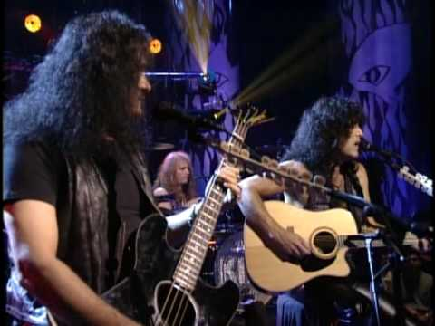 Kiss Hard Luck Woman Unplugged