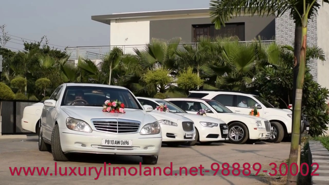 Luxury Limo Land Wedding Cars In Punjab