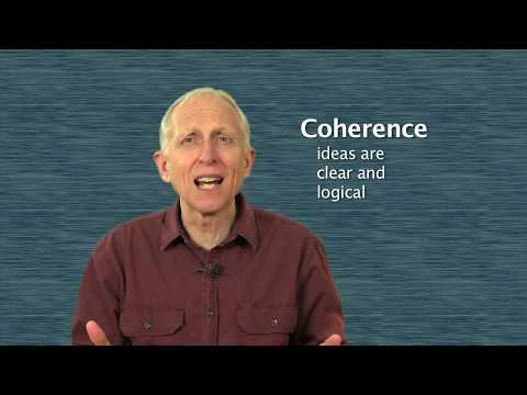 Cohesion & Coherence