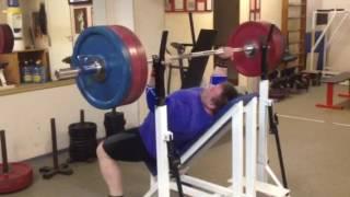 Жим 45 градусов 160 кг на 2 раза