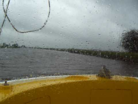 Norfolk Broads,on a rainy day!