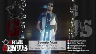 Beenie Man - Run The World [Summer Beach Riddim] July 2016