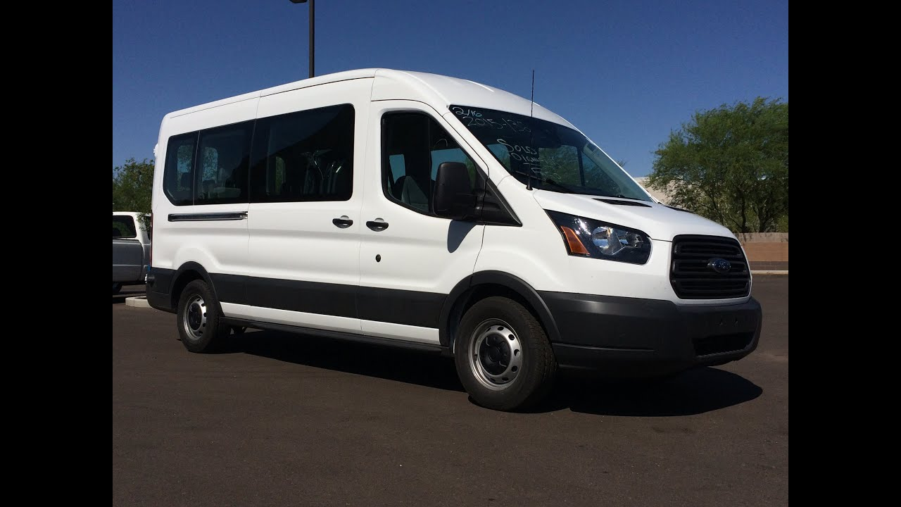 2015 Ford Transit T350 Handicap Wheelchair Mobility