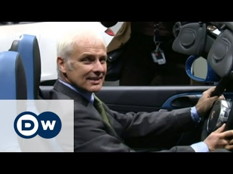 Matthias Müller: The new man at VW | Made in Germany