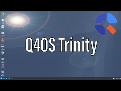 Q4OS Trinity | A Lightweight Desktop With a Windows Look And Feel