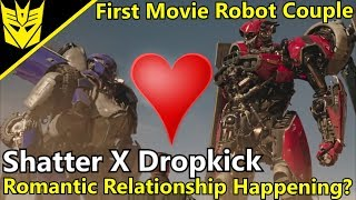 Transformers Bumblebee (2018) Shatter and Dropkick a romantic couple in the movie 😱!