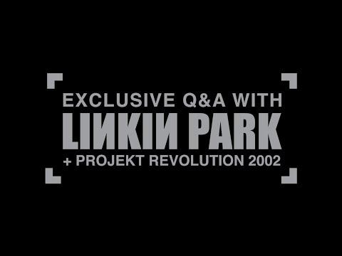 Linkin Park - Q&A WITH LINKIN PARK + PROJEKT REVOLUTION 2002 (Trailer)