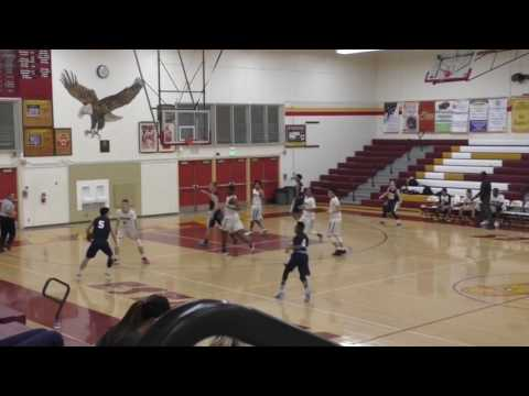 C. Duke Lindsey's 2016-17 Season Highlights - Chadwick School Varsity Basketball Team