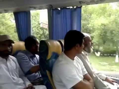 uzbekistan tashkent buses 2014
