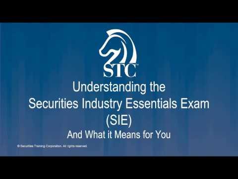 Understanding The Securities Industry Essentials Exam for Individuals