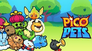 Pico Pets - Monster Battle RPG Game for iPhone and Android