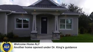 Another Assisted Living Facility Opened with Dr. King