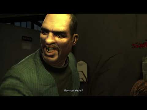 Grand Theft Auto IV: Pacifist Playthrough: Episode 1: The Three Blind Albanians