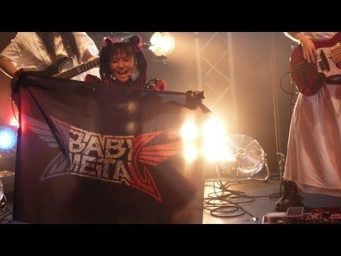 Babymetal (LaCigale - Paris) - ウ・キ・ウ・キ★ミッドナイト / Uki Uki ★ Midnight ▶3:05