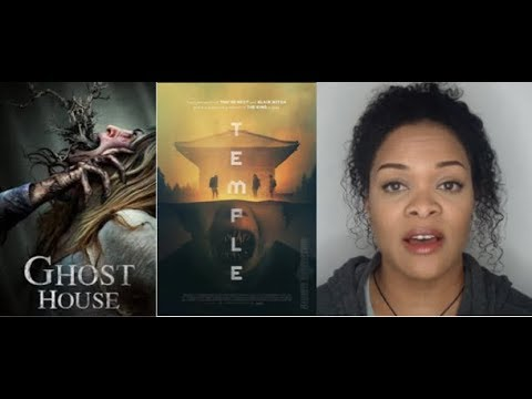Ghost House 2017 | Temple 2017 | Horror Movie Review