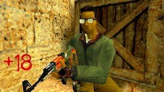 CS 1.6: Как он АУХЕЛ ! ★ Лучшие моменты - юмор и приколы в Counter Strike 1.6