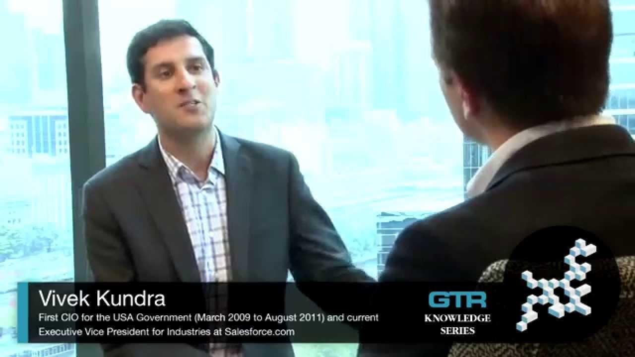 Download Vivek Kundra Full Interview - GTR Series
