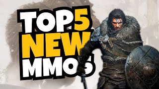 TOP 5 NEW MMOs Coming in 2020!