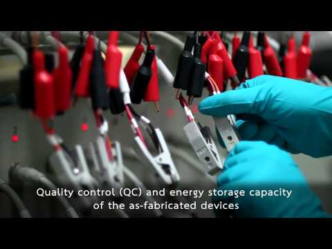 The MRS research group: (I) Energy Storage Technology