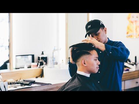 /Paradox/ Barbershop — San Jose, CA (James | Riv)