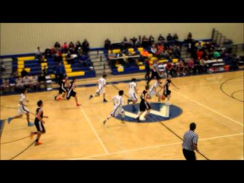 Wellpinit High School Senior James Best Highlight Video