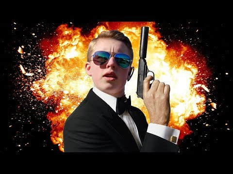 James Bond But He Gets Pins and Needles