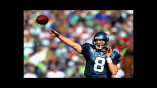 Seahawks Blue and Green Parody