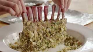 How to Make Roasted Rack of Lamb | Lamb Recipe | AllRecipes