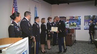 Fort Report  Warrant Officers Graduate