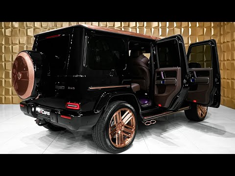 Mercedes-AMG G 63 (2020) STEAMPUNK - Gorgeous Project From Carlex Design