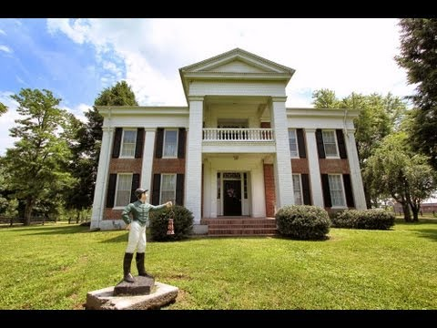 Historic Antebellum Old Houses For Sale In Danville