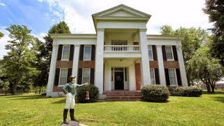 Historic Antebellum Old Houses for sale in Danville Kentucky KY Homes and Land for sale