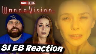 "WandaVision Episode 8 ""Previously On"" Reaction & Review!"